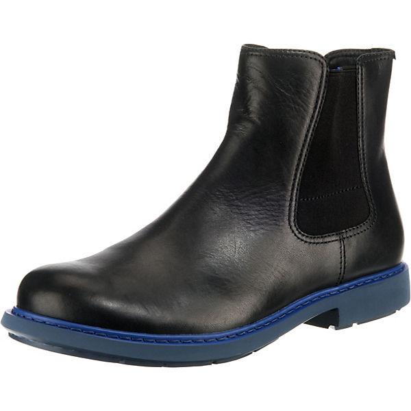 Beste Wahl CAMPER Neuman Chelsea Boots schwarz
