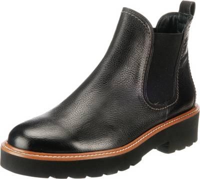 Paul Green, Chelsea Boots, schwarz