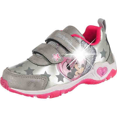 Disney Minnie Mouse Sneakers Low Blinkies für Mädchen
