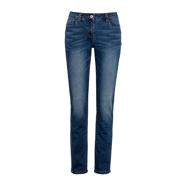 Jeanshosen Womensbest Blau Damen Jeans Rio Jogging l13FK5uTJc