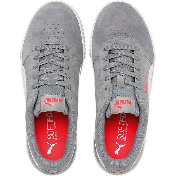 Sneakers Puma Sneakers Carina Carina Puma Low Grau Puma Carina Low Grau FK1clJT