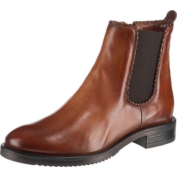 Erstaunlicher Preis JOLANA & FENENA Chelsea Boots cognac