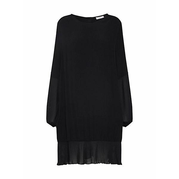 Minimum Schwarz Kleid Cocktailkleider Mosia Kleid Minimum 2ED9IHW
