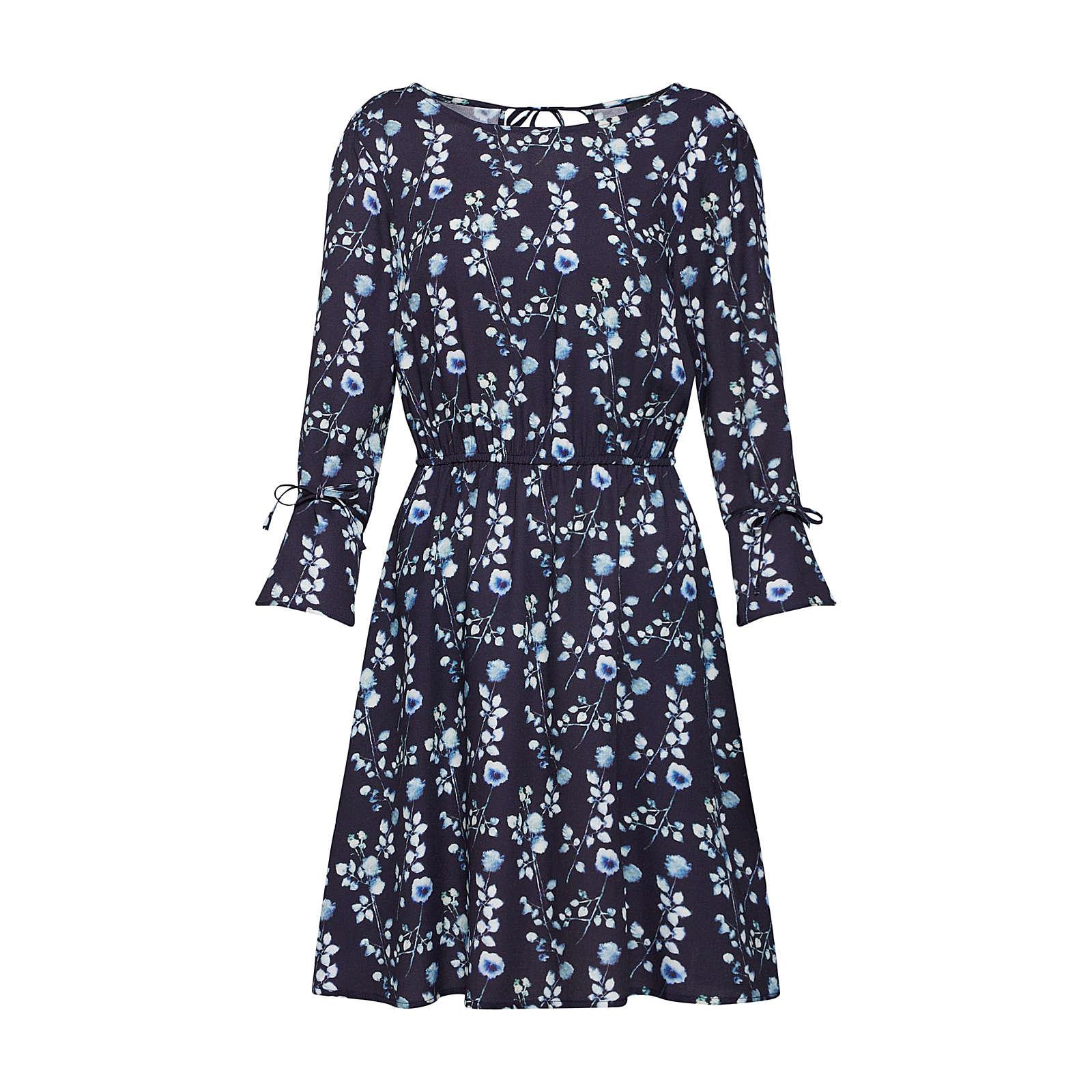 Mavi Sommerkleid Sommerkleider blau Damen Gr. 34