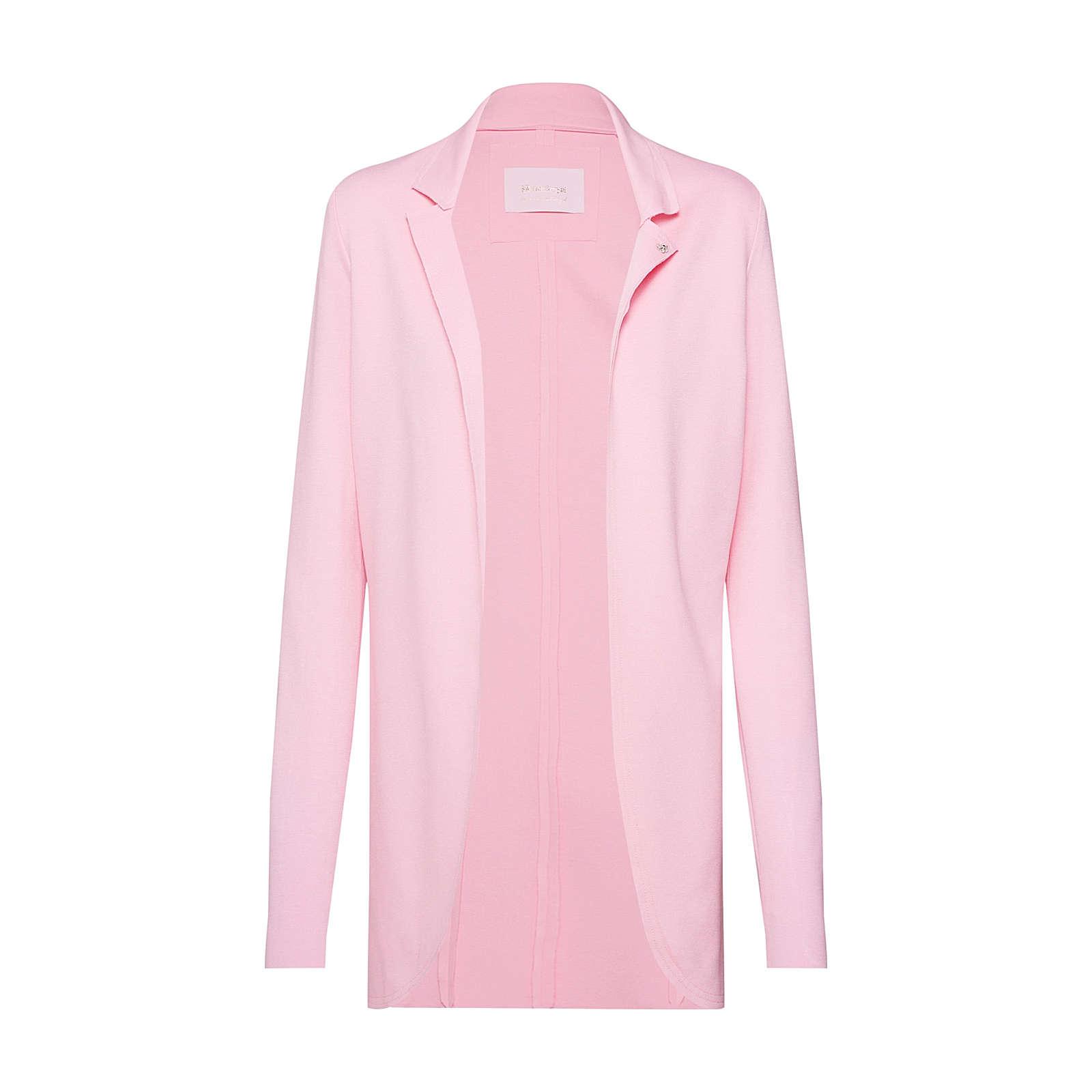 rich&royal Rich & Royal Blazer Sweat Sweatblazer rosa Damen Gr. 36