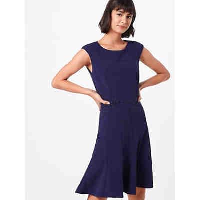 d41c0339bb1 ... Anna Field Sommerkleid Jersey Dress with Lace Belt and Flared Skirt  Sommerkleider 2