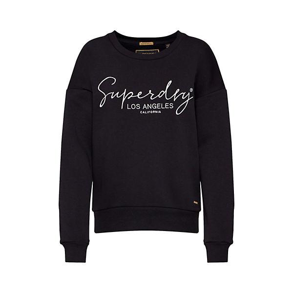 Alice Sweatshirt Sweatshirts Schwarz Superdry 354ASRLqcj