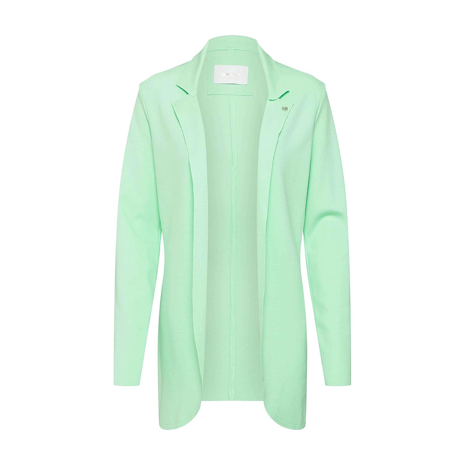 rich&royal Rich & Royal Blazer Sweatblazer mint Damen Gr. 38