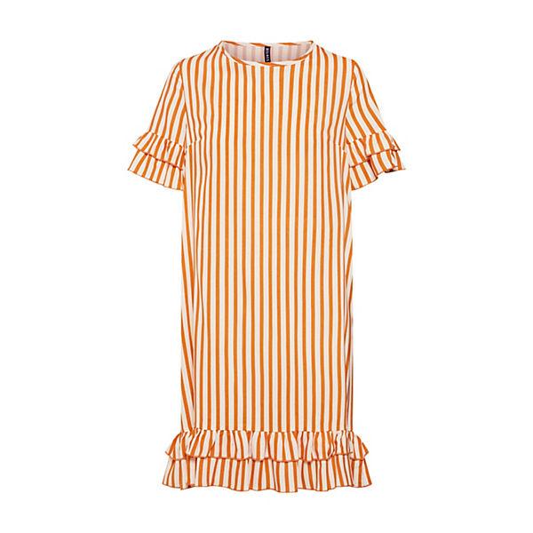 Kleid Orange 3 Jerseykleider Vigdis Desires nwN0Ok8XP