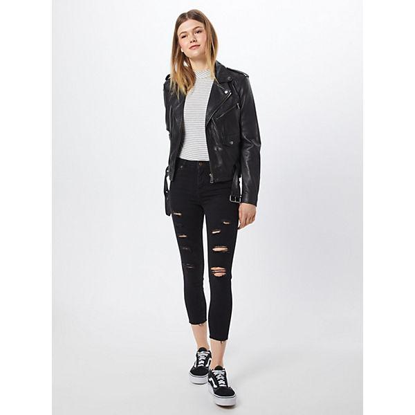 New Denim Look Jeanshosen Black Jeans 2YWDIEH9