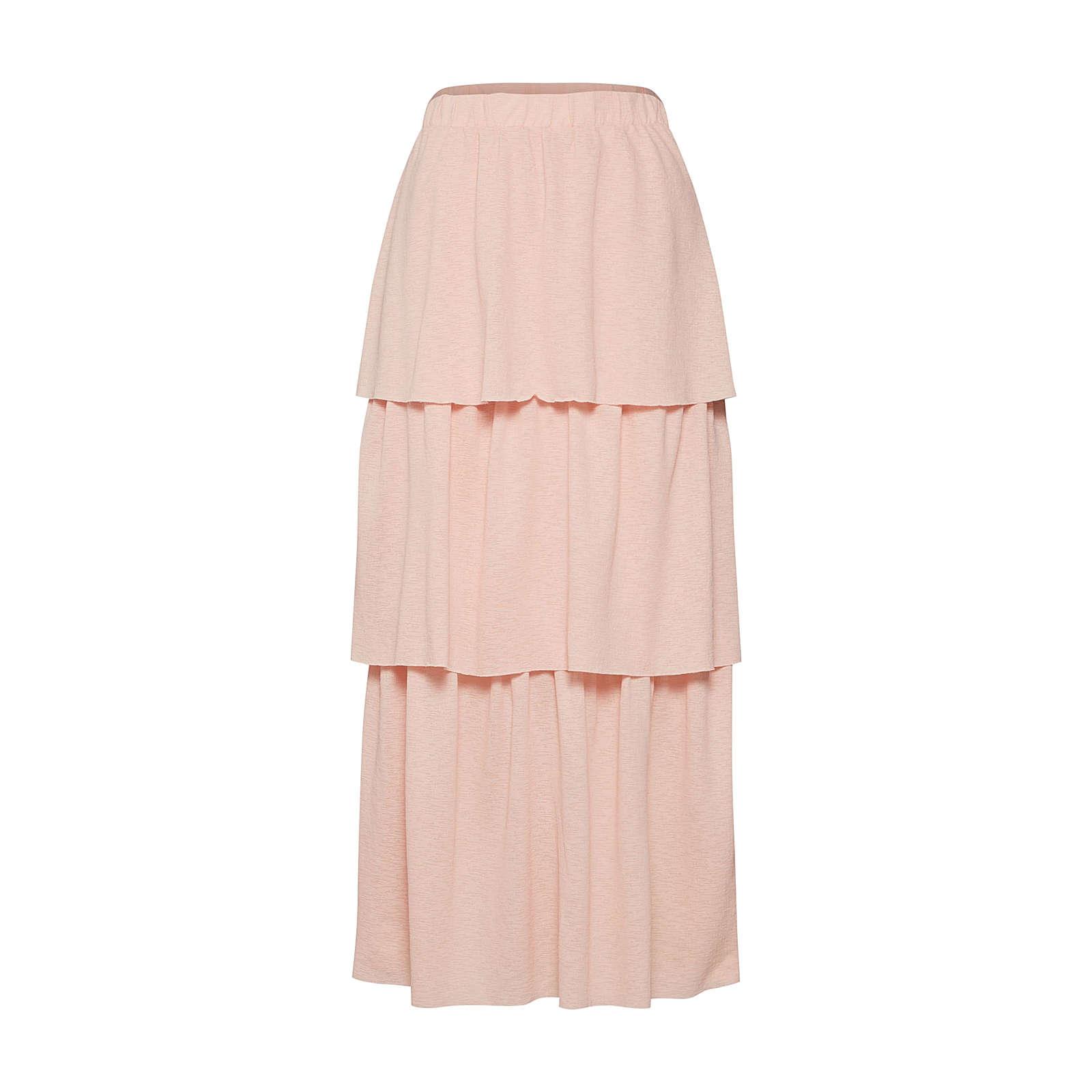 VILA Rock Röcke rosa Damen Gr. 36