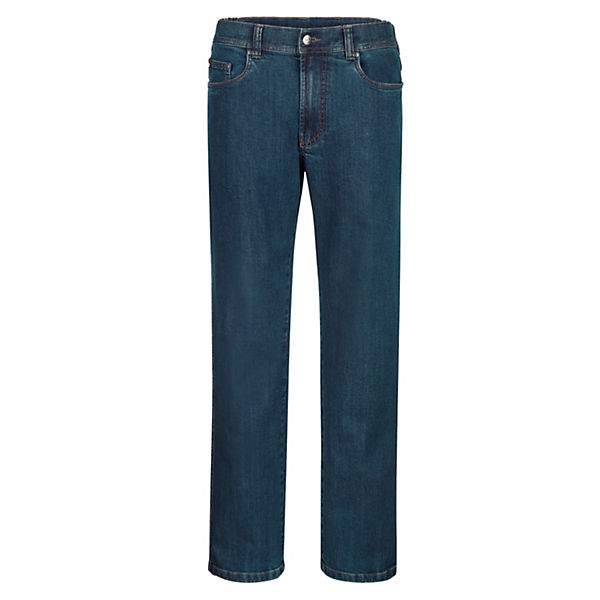 5 Brühl pocket Blau Brühl Jeans Jeans 5 pocket mNnwv08