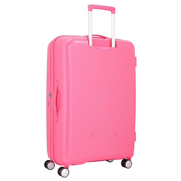 rollen 77 Tourister Cm Pink Trolley 4 Soundbox American T3cFJlK1