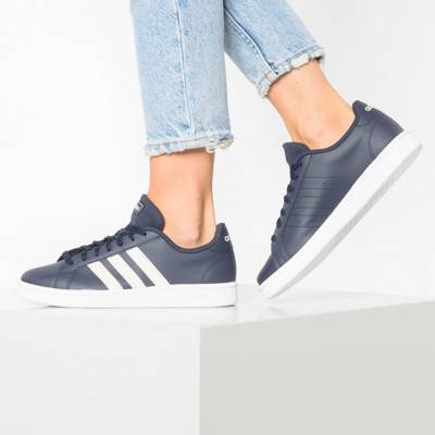adidas Sport Inspired, Grand Court Base Sneakers Low, blau ...