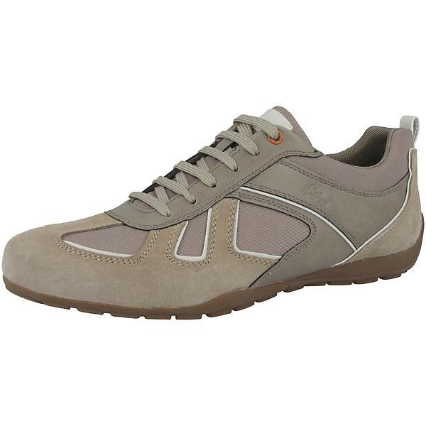 Geox U D Sneakers Schuhe Ravex Low Beige vnwy0mON8P