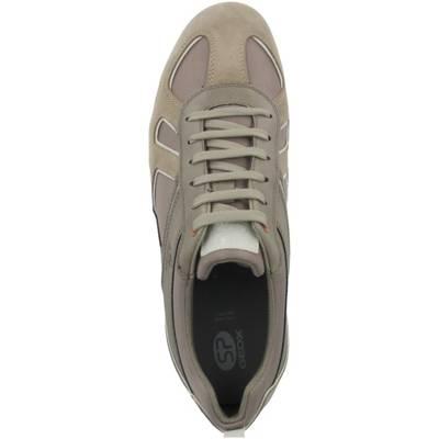 GEOX, Schuhe U Ravex D Sneakers Low, beige   mirapodo QKbHx