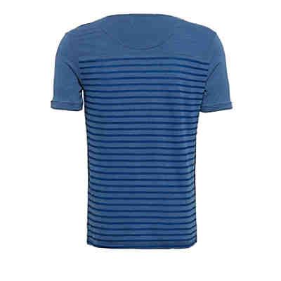 131f93c1896adb ... Shirt im Streifen Look mit Brusttasche T-Shirts 2