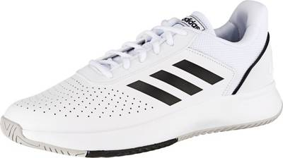 adidas Performance, COURTSMASH Tennisschuhe, weiß