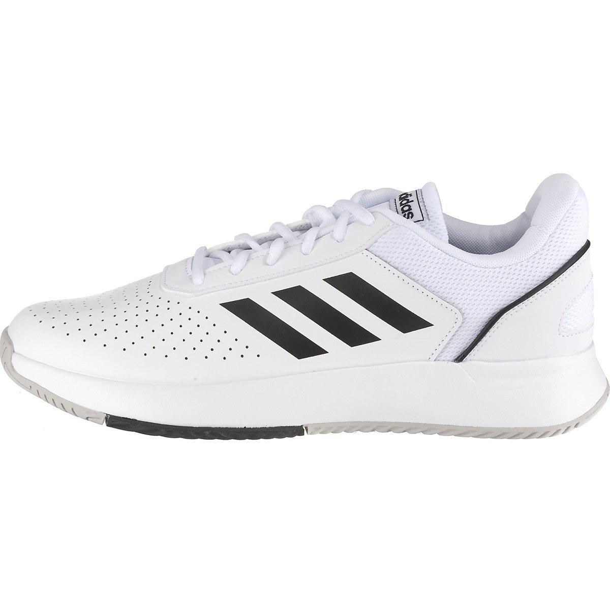 Adidas Performance, Courtsmash Tennisschuhe, Weiß