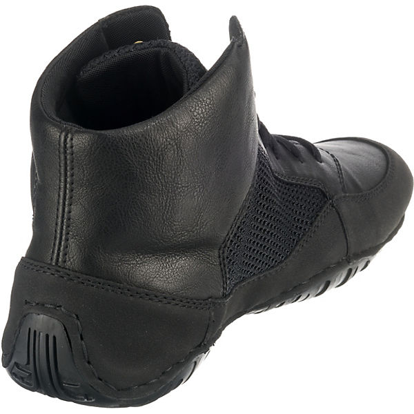 rieker  Sneakers High  schwarz