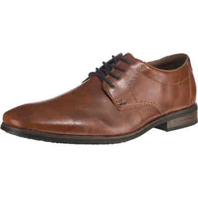 various colors 76968 01896 rieker, Business Schuhe, braun
