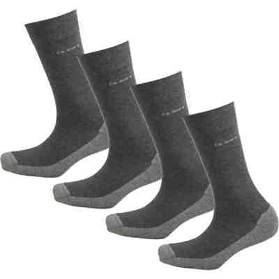 Online Unisex ca-soft Walk Socks 4p