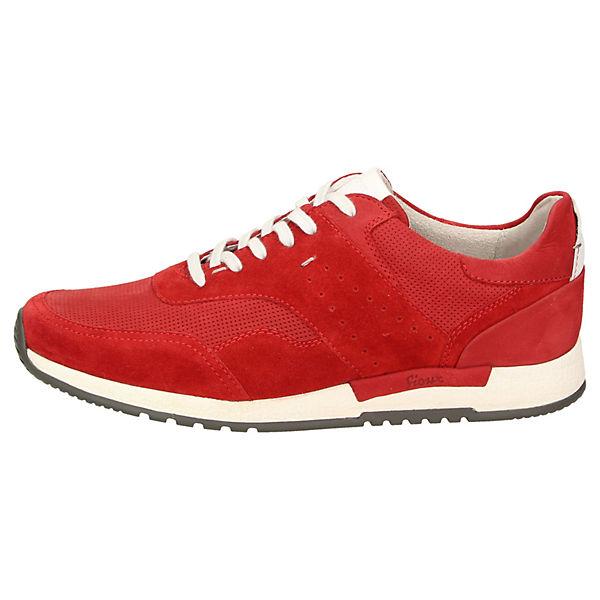 701 Rojaro Sneaker Rot Sneakers Sioux Low 4j5A3RL