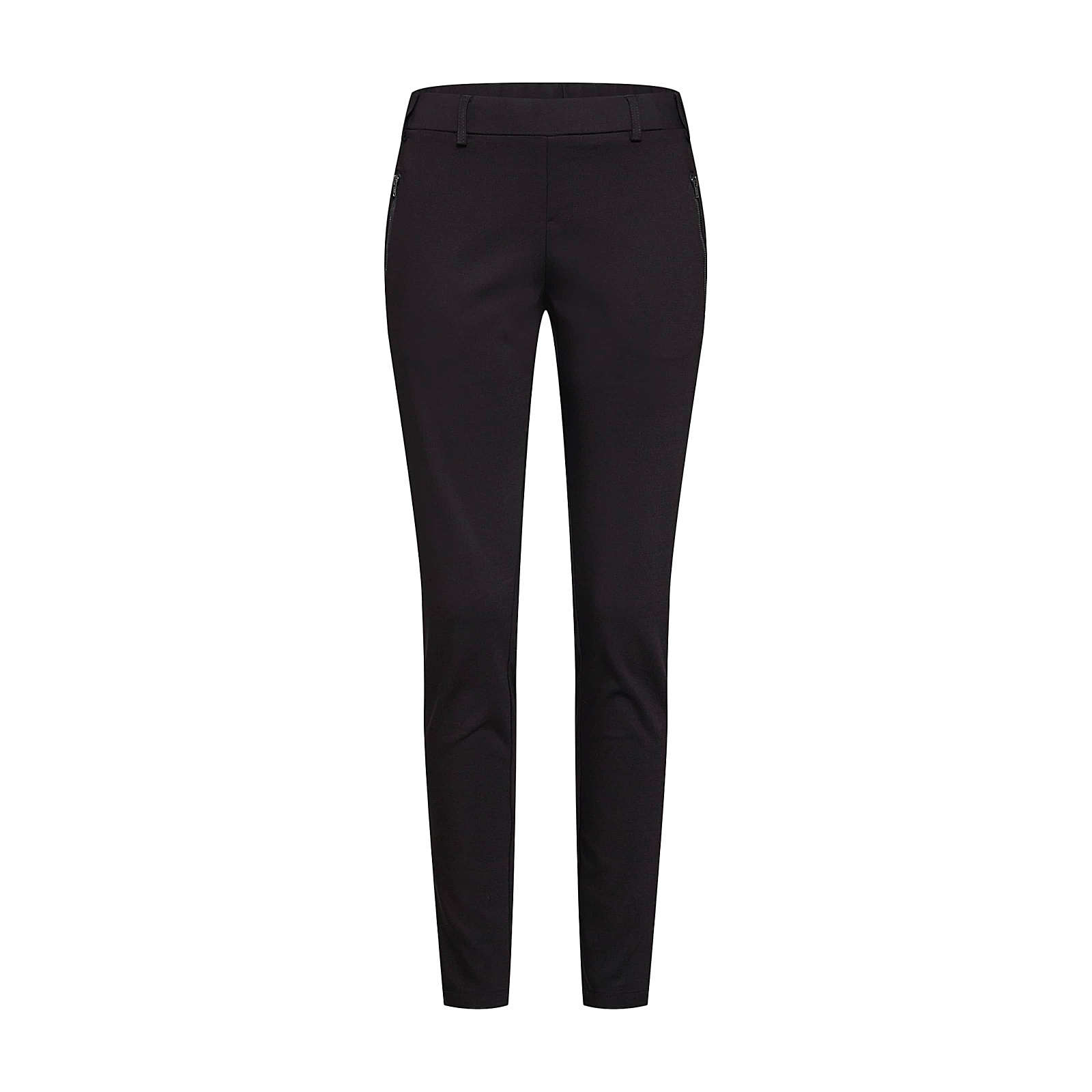 Kaffe Bügelfaltenhose Vera Pants Anzughosen schwarz Damen Gr. 40