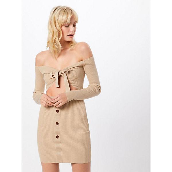 Kleid Sand Missguided Jerseykleider Missguided Sand Missguided Jerseykleider Sand Missguided Jerseykleider Kleid Kleid 54RjLAq3