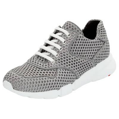 Mit Keil Sneakers LloydSneaker Leichtem LowHellgrau 3AR4jL5