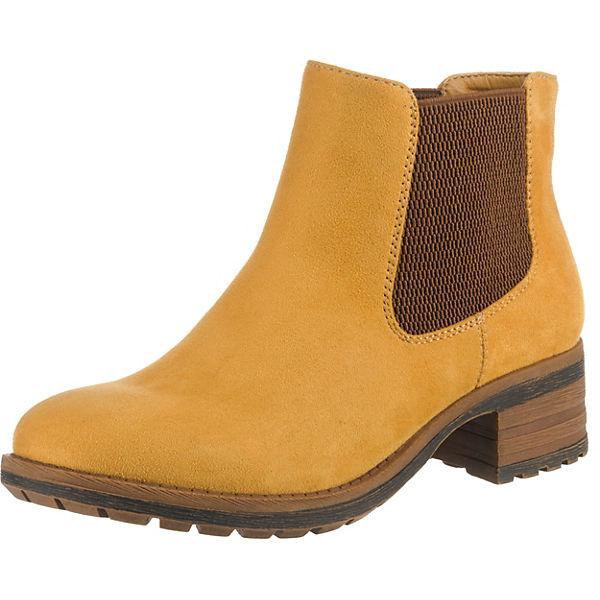 huge sale buy shades of rieker, Chelsea Boots, gelb
