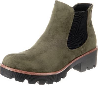 rieker, Chelsea Boots, grün | mirapodo