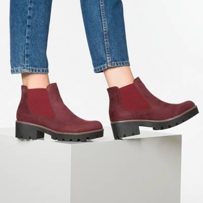 Rote Stiefeletten günstig online kaufen | mirapodo