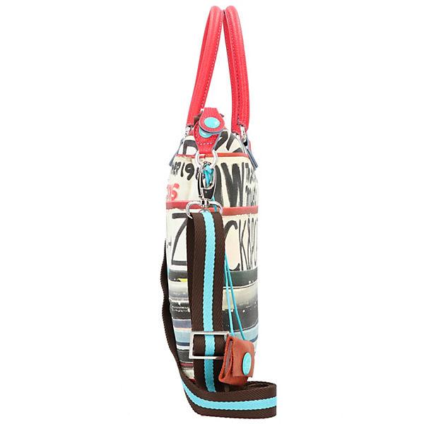 38 Cm Trip Mehrfarbig M Travel Handtasche Gabs BCxrQdWEoe