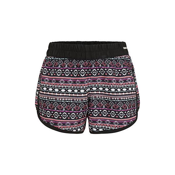 Perfekte Zum Schwarz Bikini Badeshorts pink Als Lascana Ergänzung OXN80Pwnk