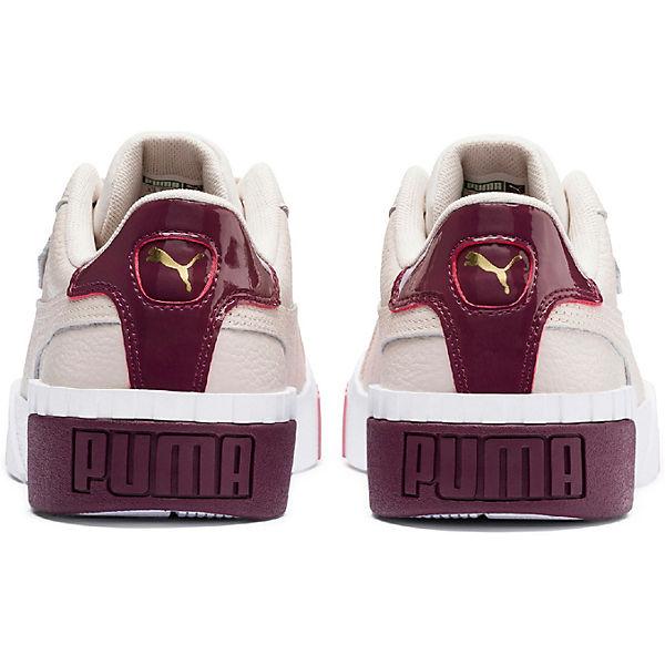PUMA  Cali Remix Wn's Sneakers Low  beige