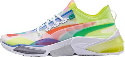 PUMA, LQDCELL Optic Sheer Sneakers Low, weiß