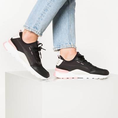 LowSchwarz Ep Wn's PumaMuse Satin Sneakers j35L4AqR