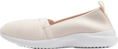 PUMA, Adelina ballerina Sneakers Low, weiß | mirapodo
