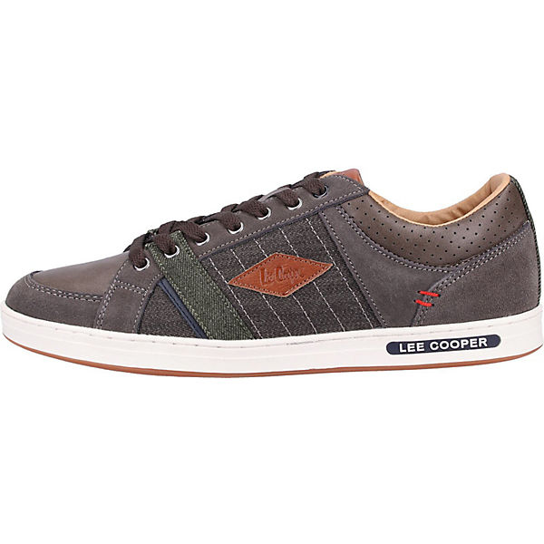 Sneaker Sneakers Lee Cooper® Grau Low FlKc1J