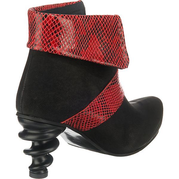 Tiggers®  Drea 14 gm Klassische Stiefeletten  schwarz/rot yX3G9