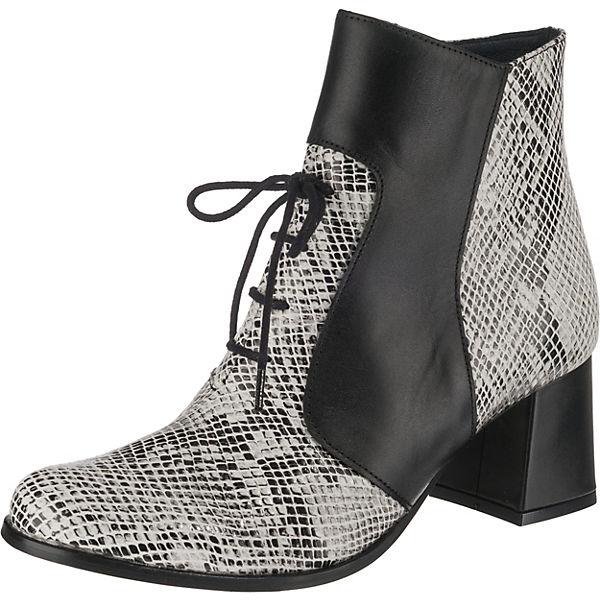 Erstaunlicher Preis Tiggers® Elin 06 am Klassische Stiefeletten schwarz/weiß