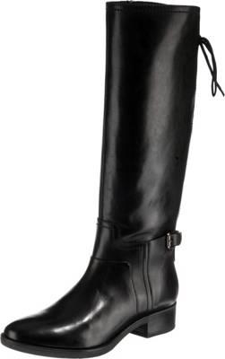 GEOX, D FELICITY Klassische Stiefel, schwarz