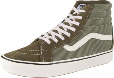 VANS, Ua Comfycush Sk8 hi Reissue Sneakers High, oliv