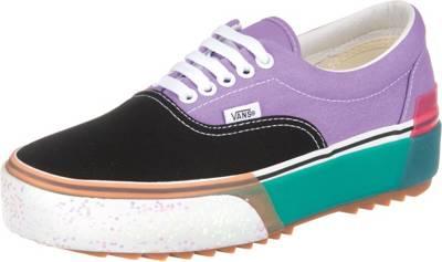 VANS, UA Era Stacked Sneakers Low, bunt
