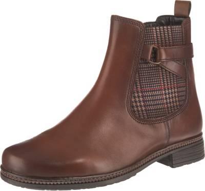 GABOR Slipper Hochwertiges Lederimitat Damen Schuhe