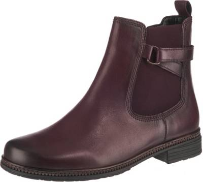 Gabor, Chelsea Boots, rot