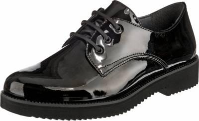 gabor stiefel braun blau, GABOR Slipper black Damen Schuhe