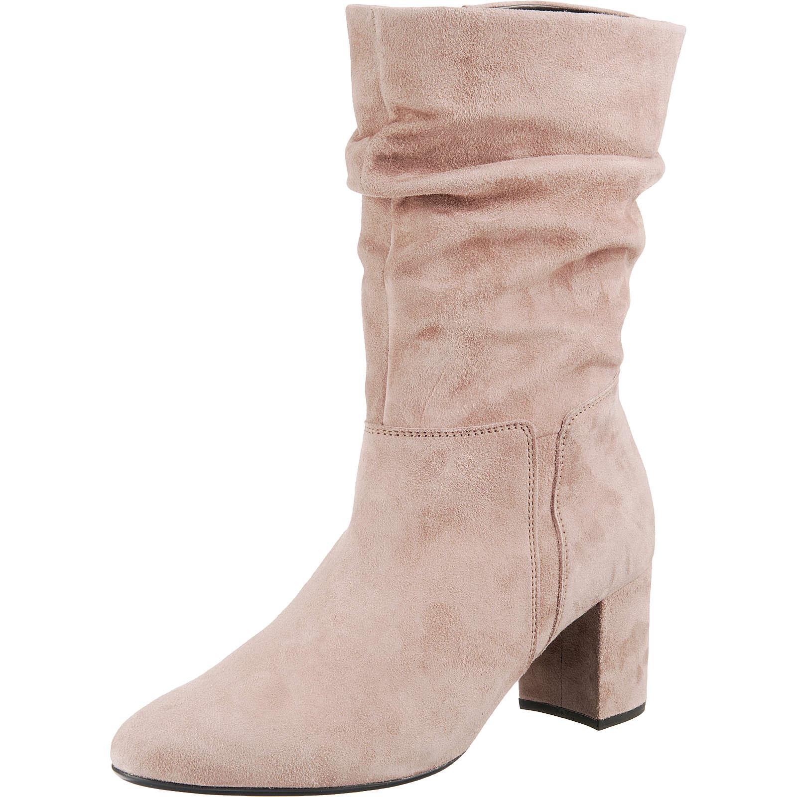 Gabor Klassische Stiefel rosa Damen Gr. 42