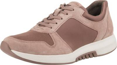 Gabor, Rolling Soft Sneakers Low, rosa